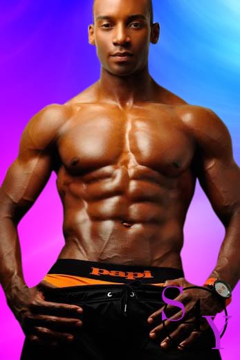 Tulsa Male Stripperssexy black