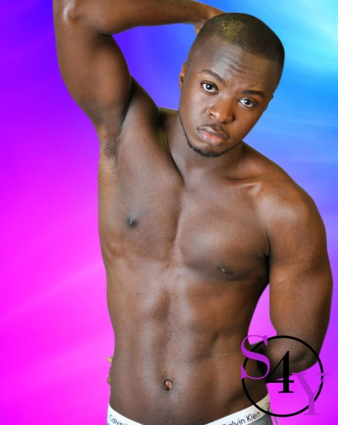black Iowa Male Strippers party