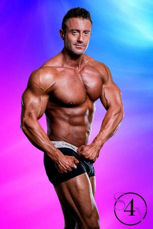 huge muscle male exotic dancer