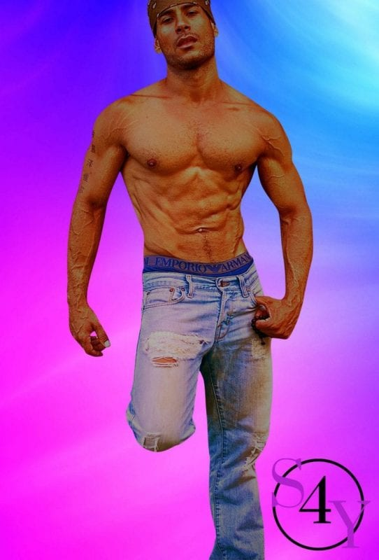 Dewey Beach Male Stripperssexy tan