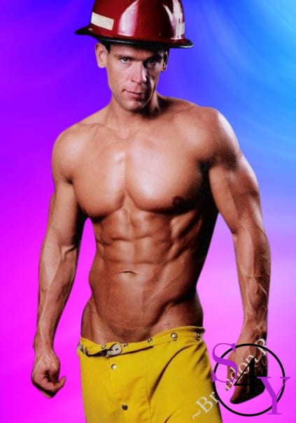 fire fighterVirginia Male Strippers