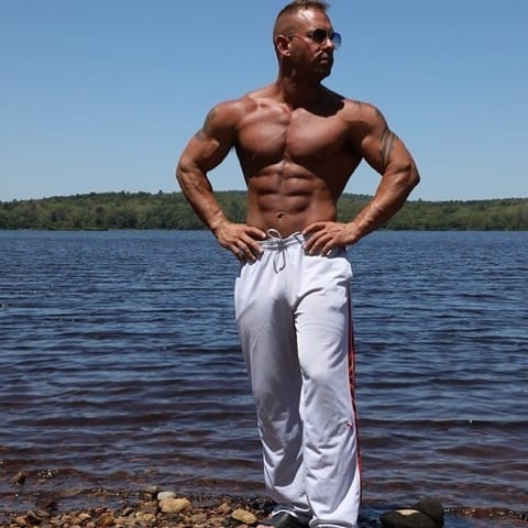 Jordan by the lake- Boston Male Strippers